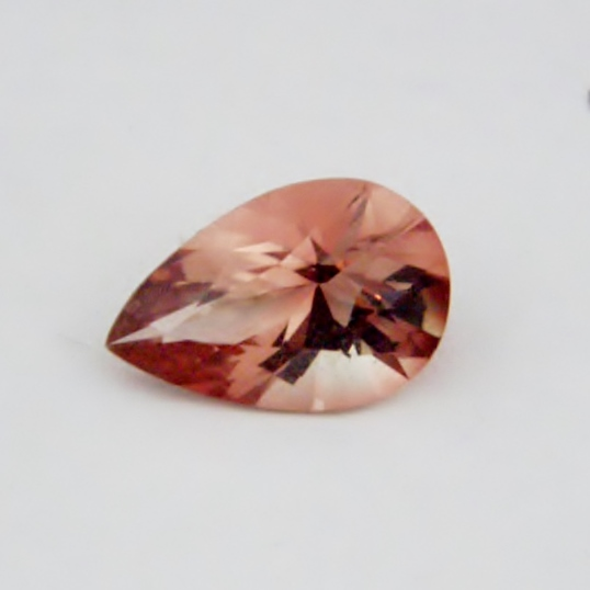 USA Cut! American Gemstone! Oregon Sunstone  2.81 ct GLI Litnon.com