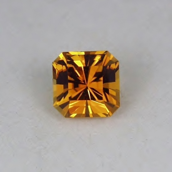 USA Cut Natural Sunset Tourmaline Tanzania 1.59 ct GLI Litnon.com