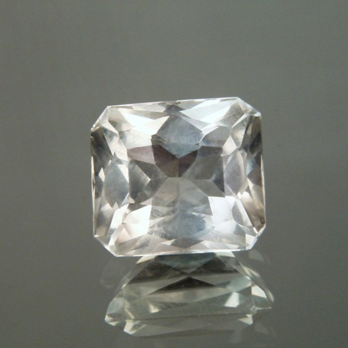 Cushion Cut! Smokey Quartz Afghanistan 16.65 ct GLI Litnon.com