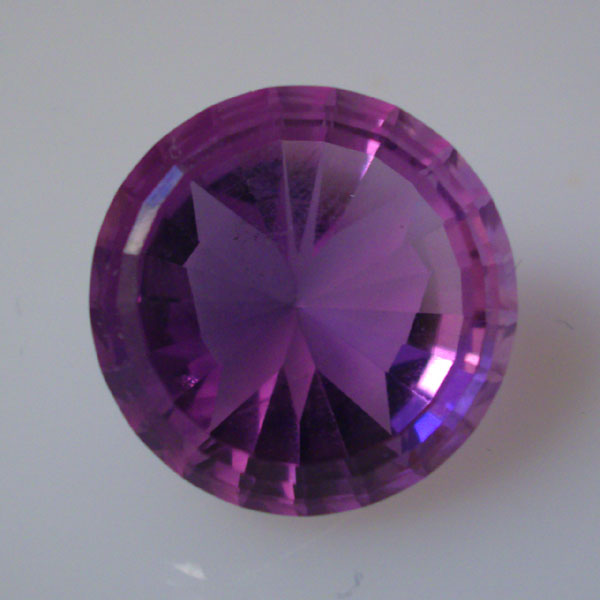 Unique and HUGE Amethyst with Butterfly  8.66 ct Litnon.com