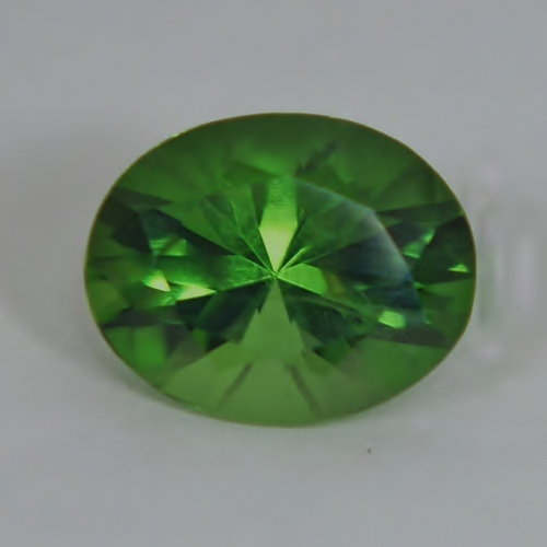 Superb Color! Big & Bright Pakistan Peridot 7.10ct GLI Litnon.com