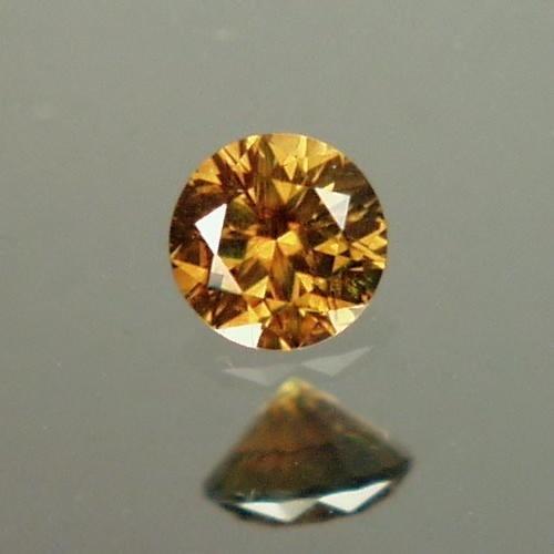 Rare Old Mine Russian Demantoid Topazolite Garnet Gli