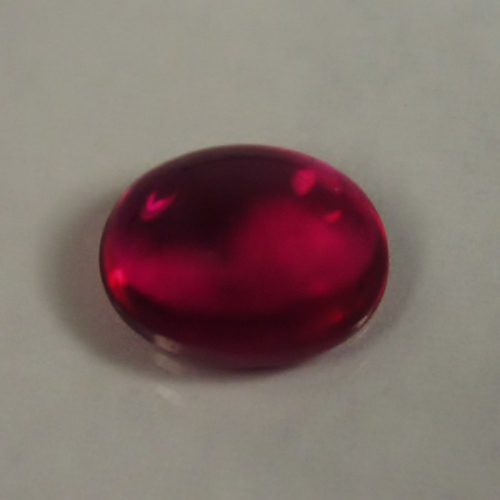 Perfect! Lab Grown Blood Red Ruby Corundum Cabs GLI Litnon.com