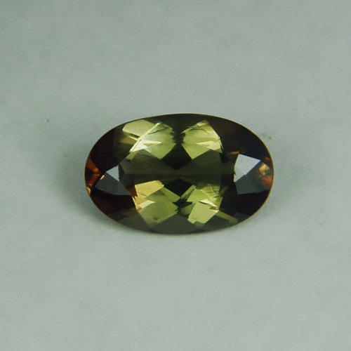 Big & Rare! USA Cut Natural Andalusite Brazil 2.87 ct GLI Litnon.com