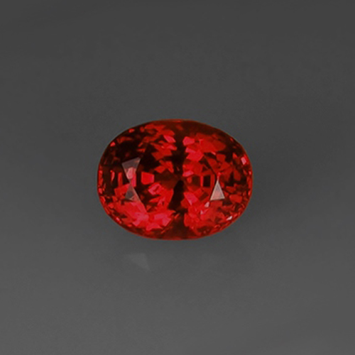 Superb Quality! Natural South East Asia Flame Spinel 2.62 ct GLI Litnon.com