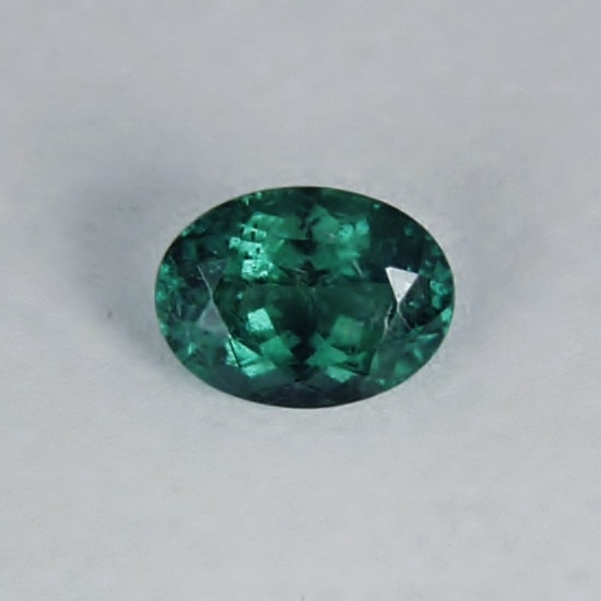 Included Natural Green Tourmaline Brazil 1.43 ct  GLI Litnon.com