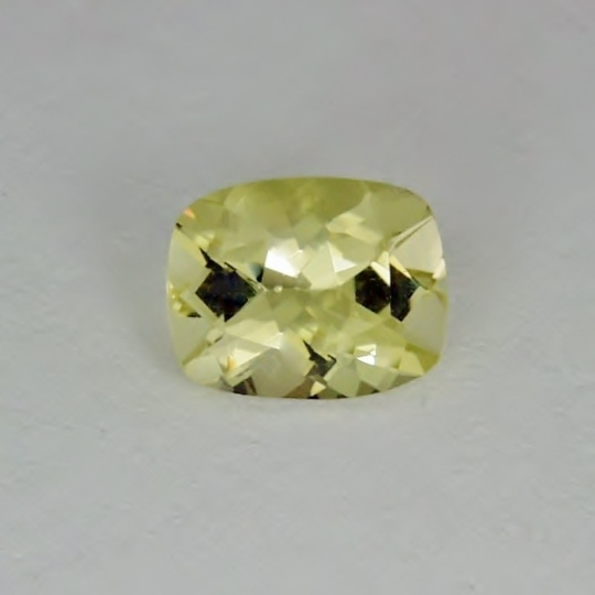 Well Cut Orthoclase Yellow Feldspar Tanzania 3.38 ct GLI Litnon.com