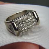 Special Price! Quality! 1.50 total weight Diamond Ring 14 kt GLI