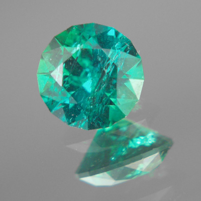 Paraiba Tourmaline Copper Bearing Tourmaline Litnon